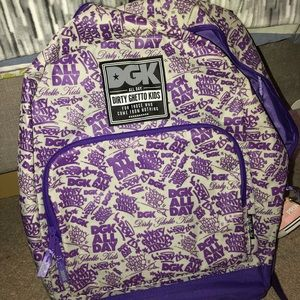 Handbags - DGK backpack!!!!